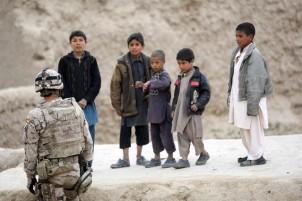 Afganistan - David Castro