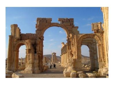Arch of Triumph, Palmyra