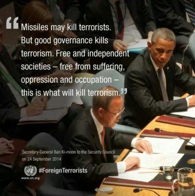 Ban Ki-moon declaration 2014