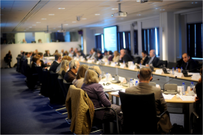 Eurojust coordination meeting