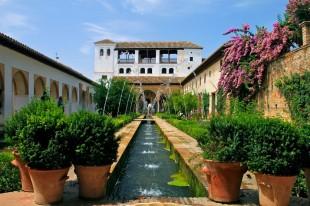 Jardín Generalife